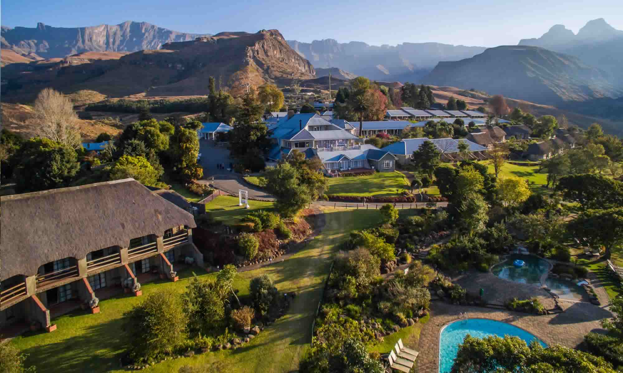 Drakensberg Cathedral Peak Resort